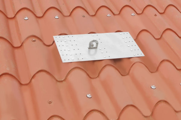 EXTRA Dispositivo Ancoraggio tipo A tetto